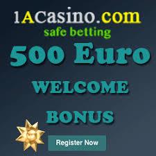 1a casino no deposit bonus
