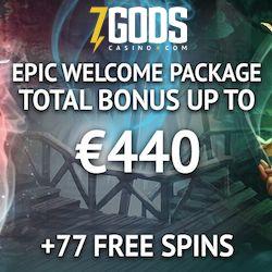 7gods casino no deposit bonus