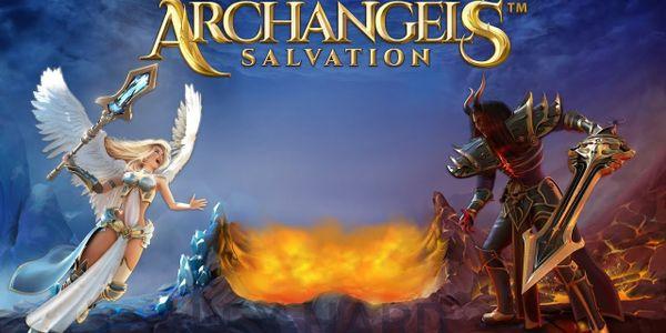 Archangels Salvation netent video slots