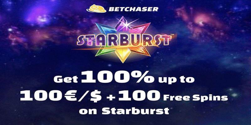 BetChaser bitcoin casino free spins no deposit