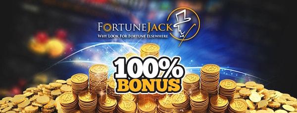 Fortune Jack Bitcoin Casino freespins99