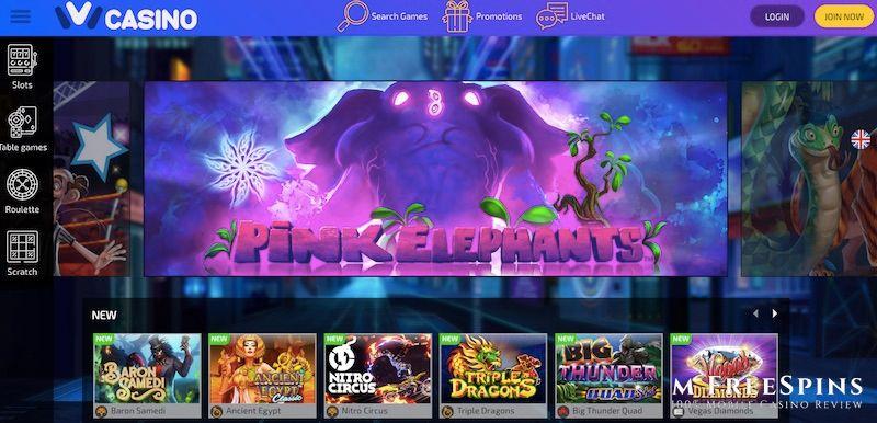 IVI Mobile Casino Review
