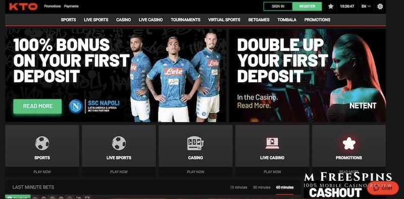 KTO Mobile Casino Review