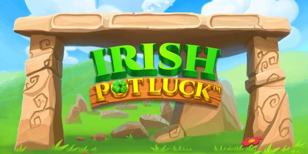 NetEnt Irish Pot Luck video slots games