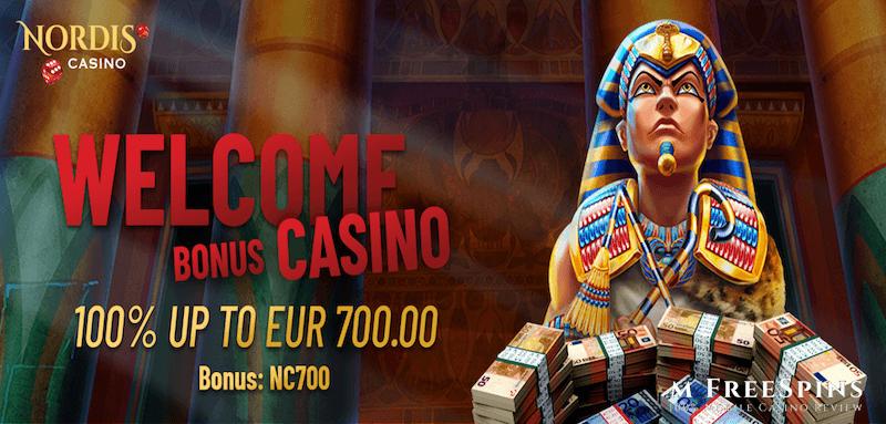 Nordis Mobile Casino Review