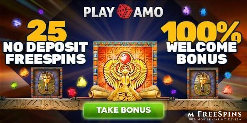 Playamo Mobile Casino Review