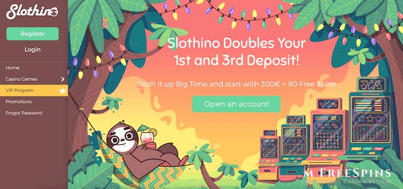 Slothino Mobile Casino Review