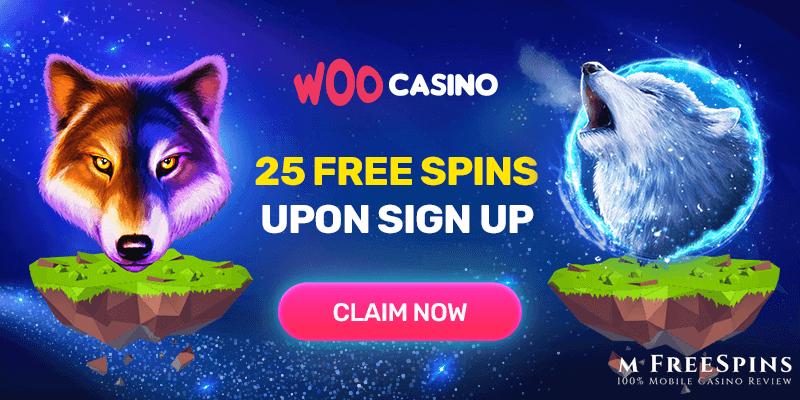 Woo Bitcoin Mobile Casino Review