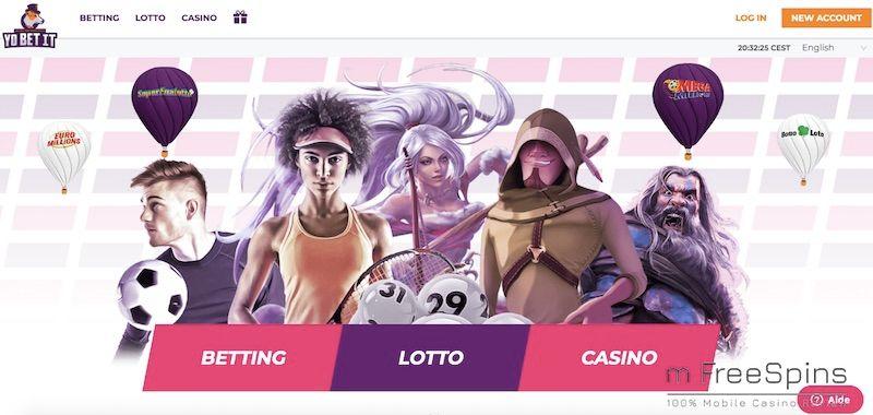 YoBetIt Mobile Casino Review