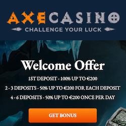 axe casino no deposit bonus