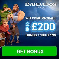 barbados casino no deposit bonus
