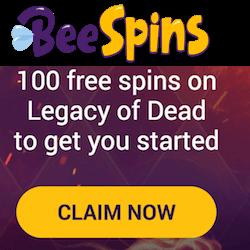 bee spins casino no deposit bonus