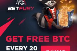 betfury casino no deposit bonus