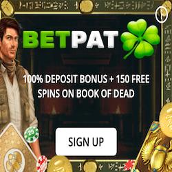 betpat casino no deposit bonus