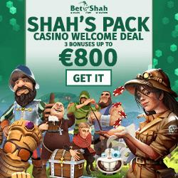 betshah casino no deposit bonus