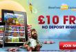 betuk casino exclusive free cash no deposit bonus