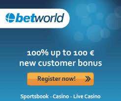 betworld casino no deposit bonus