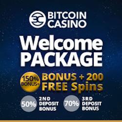 bitcoin casino review with no deposit bonus