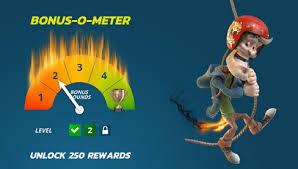 bonus o meter from thrills casino