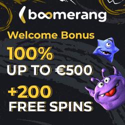 boomerang casino no deposit bonus