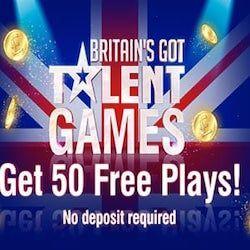 britains got talent games casino no deposit bonus