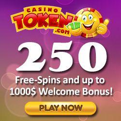 casino token bonus