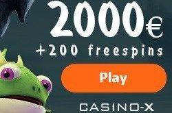 casino-x no deposit bonus