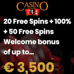 casino765 no deposit bonus