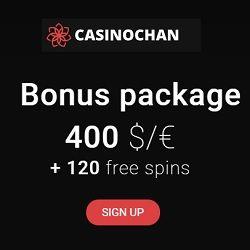 casinochan casino no deposit bonus