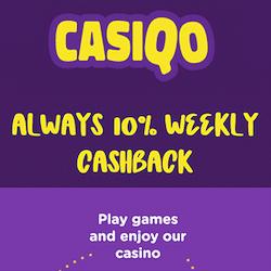 casiqo casino no deposit bonus