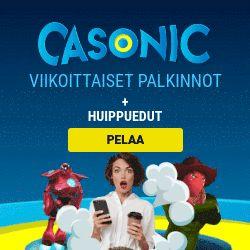 casonic casino no deposit bonus