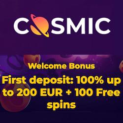 cosmicslot casino no deposit bonus