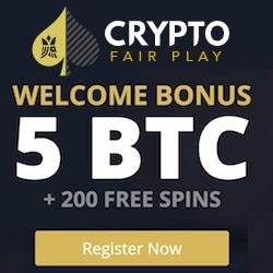 crypto fair play bitcoin casino no deposit bonus