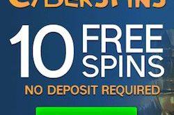 cyberspins casino no deposit bonus
