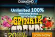 diamond7 casino free spins no deposit