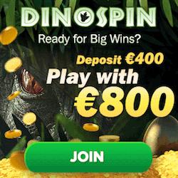 dinospin casino no deposit bonus