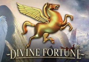 divine fortune netent slots free spins bonus