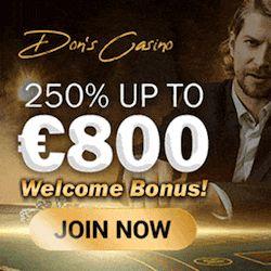 dons casino no deposit bonus