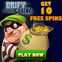 drift casino no deposit bonus