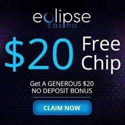 eclipse casino no deposit bonus