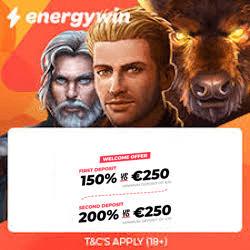 energywin casino no deposit bonus