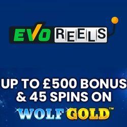 evoreels casino no deposit bonus