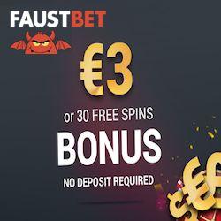 faustbet casino no deposit bonus