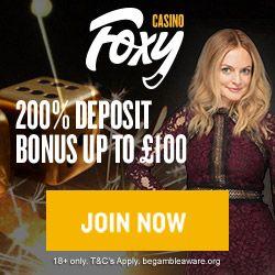foxy casino no deposit bonus