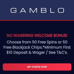 gamblo casino no deposit bonus