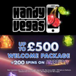 handy vegas casino no deposit bonus