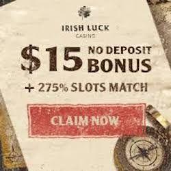 irish luck casino no deposit bonus