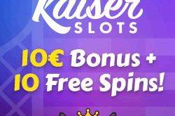 kaiserslots casino no deposit bonus