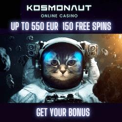 kosmonaut casino no deposit bonus