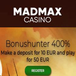 madmax casino no deposit bonus